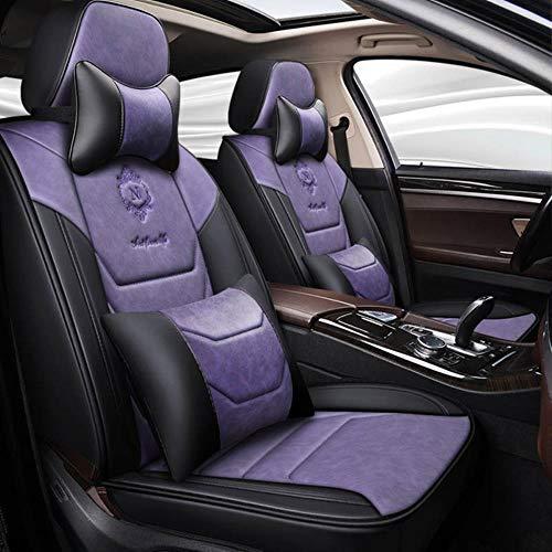 Fundas De Asiento De Coche Universales para BMW E30 E34 E36 E39 E46 E60 E90 F10 F30 X3 X5 X6 Accesorios De Coche Estilo Automático-Edición De Lujo