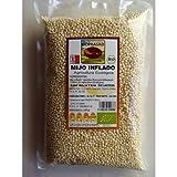 Bioprasad - Mijo Inflado Bio 200 Gramos - Sin Gluten Sin Lactosa - Procedente De Agricultura Ecológica