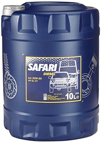 Mannol MN7404-10 Öl, Motoröl, 10 Liter