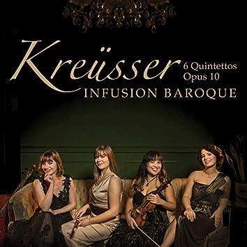 Kreüsser: 6 Flute Quintettos, Op. 10