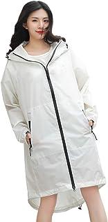 (ティーモイス)Timoise バイクポンチョレディースレインコート メンズ 撥水 防風 袖つき 雨具ウェア 収納袋付き 梅雨 合羽 雨着