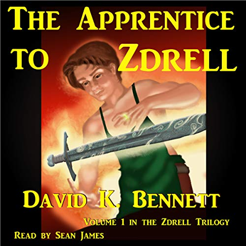 The Apprentice to Zdrell audiobook cover art