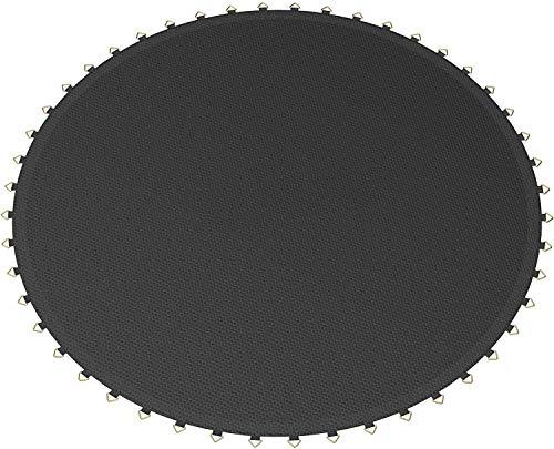yelloo Alfombra elástica de repuesto para cama elástica, diámetro 185, 245, 305, 366, 427 cm (alfombra para diámetro, 366)