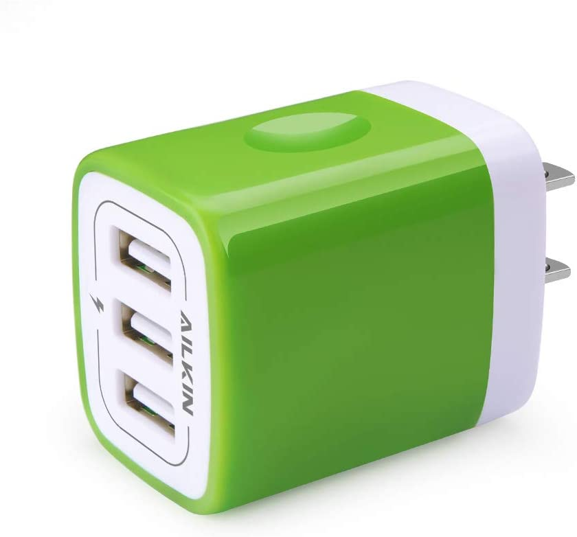 Fashionable USB Charging Block 3.1A Charger Fast Wall Adapter Selling rankings