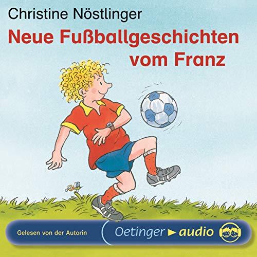 Neue Fußballgeschichten vom Franz cover art