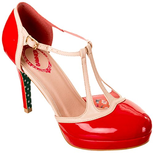 Dancing Days High Heel Pumps - Betty Rot 37