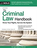 Criminal Law Handbook, The: Know...