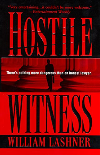 Hostile Witness (Victor Carl Series, Band 1)