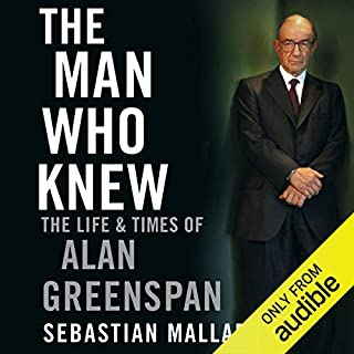 The Man Who Knew cover art