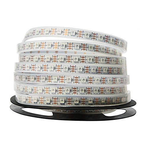 Amazon.es - 1m 60-Pixel WS2812B Addressable RGB LED, 5V