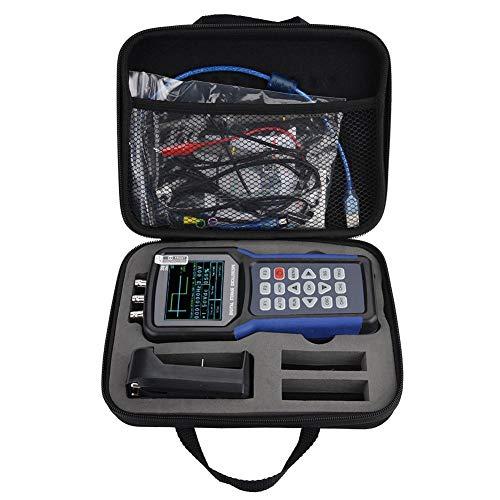 Digitales Oszilloskop-Kit, AC110-220V JDS2023 Mini-Hand-Digital-Speicheroszilloskop mit LCD-Bildschirm 1-Kanal-20-MHz-Oszilloskop-Multimeter