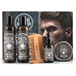 Ultimate Beard Care Conditioner Kit - Beard Grooming Kit for Men Softens, Smoothes and Soothes Beard Itch- Contains… 5