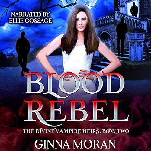 Blood Rebel cover art