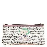 VIALESCARPE GAZPACHO Schlüsselanhänger mit Ring, PULCINA Ballerina
