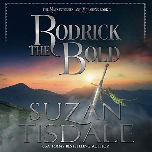 Rodrick the Bold Audiobook By Suzan Tisdale cover art
