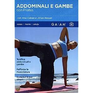 Addominali E Gambe Con Pilates (Gaiam) (Dvd + Booklet)