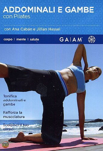 Addominali E Gambe Con Pilates (Gaiam) (Dvd + Booklet)