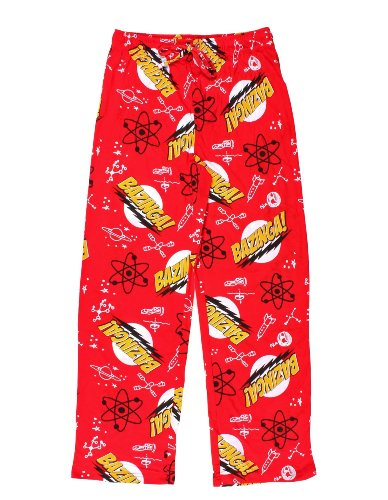 Big Bang Theory Bazinga! Pantalones de Lounge