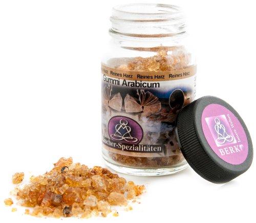 Berk Gummi Arabicum HS-262 - Incenso (Resina Pura, Aroma di Acacia)