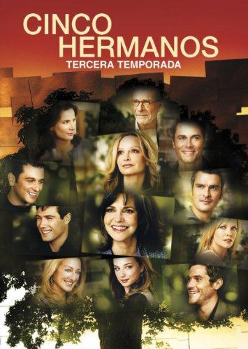 Cinco Hermanos: La Tercera Temporada Completa [DVD]