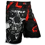 Tigon MMA Short Entraînement Martiaux Arts Kick Boxe UFC Grappling Hommes Shorts BJJ (L)