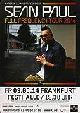 Sean Paul - Full Frequency, Frankfurt 2014 »