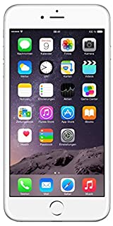 "Apple iPhone 6 Plus, 5,5"" Display, 64 GB, 2014, Silber (B00NI0AX06) | Amazon price tracker / tracking, Amazon price history charts, Amazon price watches, Amazon price drop alerts"