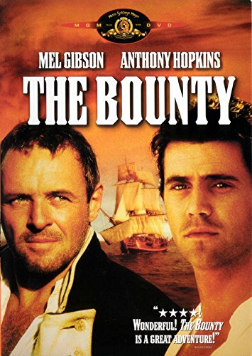 The Bounty Mel Gibson, Anthony Hopkins, Laurence Olivier, Edward Fox, Daniel Day-Lewis, Bernard Hill, Liam Neeson