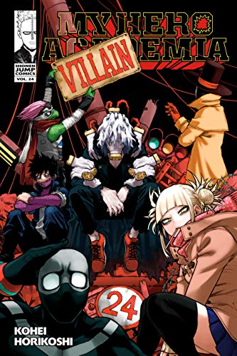 My Hero Academia, Vol. 24: All It Takes Is One Bad Day (English Edition)
