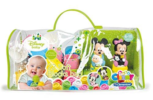 Clementoni - 17186 - Coffret Mickey & Minnie - Disney - Premier age