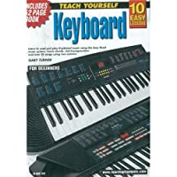 10 Easy Lessons-Keyboard [DVD] [Import]