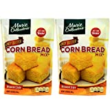 """Marie Callender's CornBread Mix, Honey Butter, Just Add Water, Mix, and Bake. Makes 8"""" Loaf (Pack of 2)"""