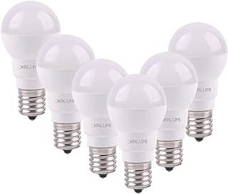 LED電球 E17口金 25W形 電球色 【改良版】 2700k 250lm ミニクリプトン ミニランプ形電球 広配光タイプ 断熱材器具対応 密閉器具対応 小型電球 6個セット