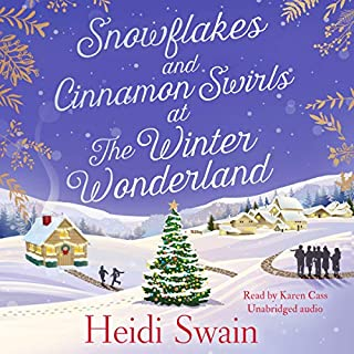Snowflakes and Cinnamon Swirls at the Winter Wonderland cover art