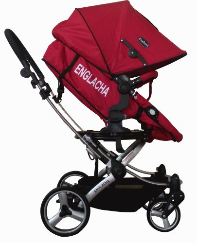 Amazing Deal Englacha Easy Stroller, Red