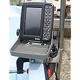 HONDEX GPS魚探 PS-611CN 万能パイプ エアーブラケット セット タイプT