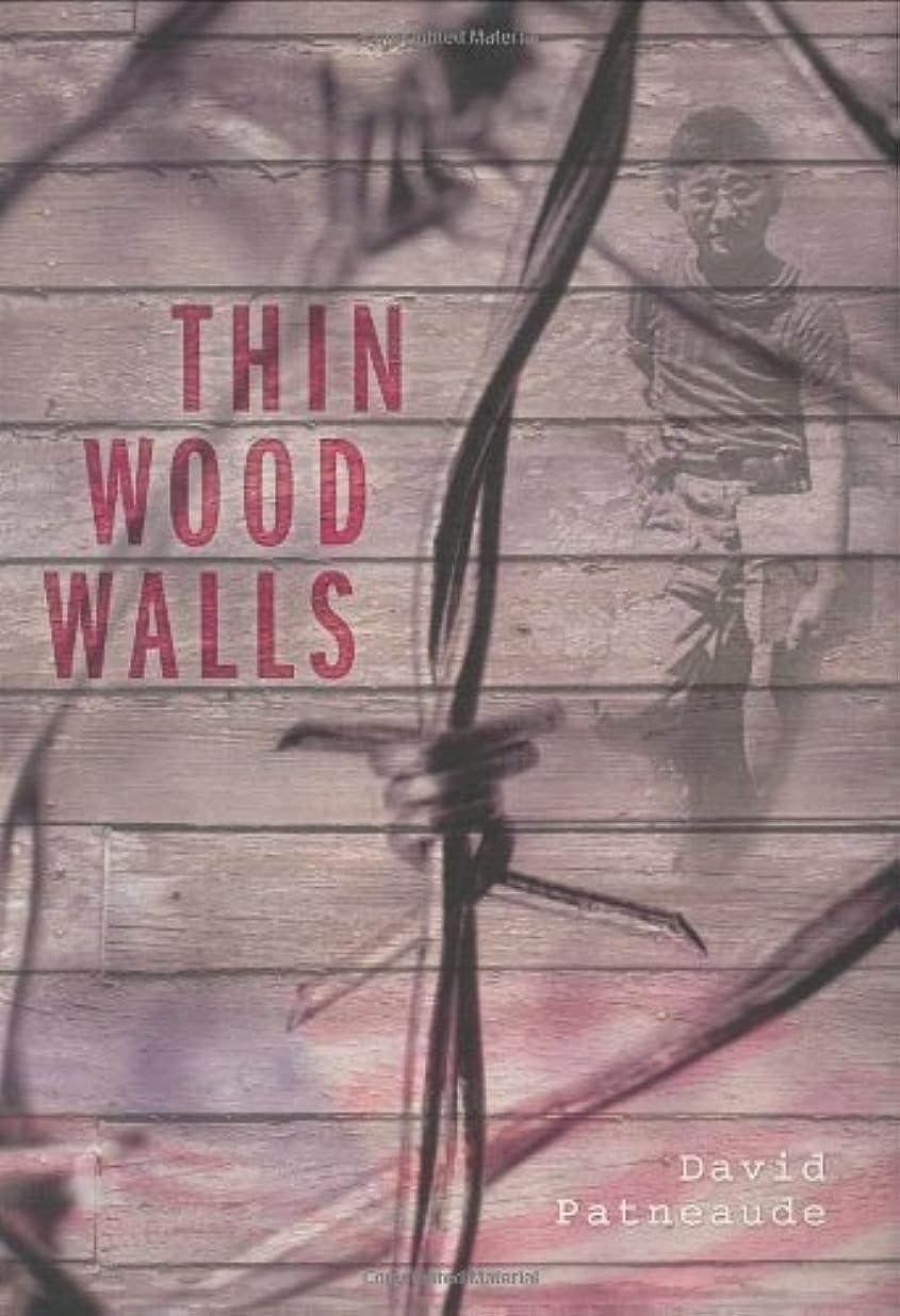 Thin Wood Walls (English Edition)