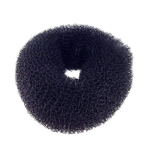 Y9733 - Accessoire pour chignon - mesure moyen - Diamètre de 8 centimètres - couleur noir