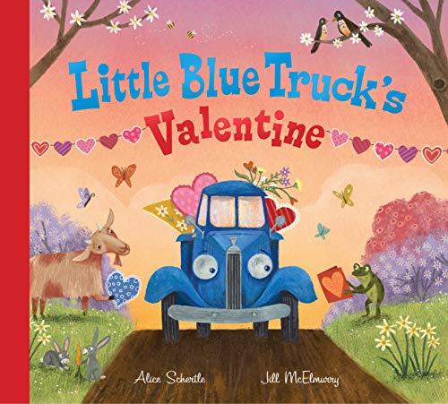 Little Blue Truck's Valentine (English Edition)