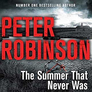 The Summer That Never Was     The 13th DCI Banks Mystery              By:                                                                                                                                 Peter Robinson                               Narrated by:                                                                                                                                 Simon Slater                      Length: 14 hrs and 45 mins     17 ratings     Overall 4.7