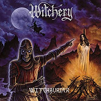 Witchburner - EP (Re-issue & Bonus 2020)