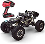 BHJH7 Coche RC de 2.4Hz Coche de control remoto de radio de coche todoterreno 2.4G Radio Toys Buggy Camiones de alta velocidad Camiones para niños Escalada Motores dobles Modelo de control remoto de c
