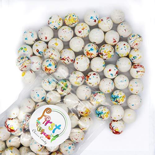FirstChoiceCandy Jawbreakers Psychedelic Bruiser 1 Inch, 2 Pound Bulk Candy Bag