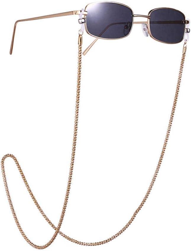 ZYLX Vintage Glasses Chain Women Sunglasses ! Super beauty product restock quality top! Eyeglass Men Tulsa Mall Co Neck