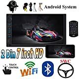 For 2005-2018 Suzuki SX4 Android 5.1 Auto Car Stereo Double Din, WiFi Connection, Support Fastboot, Mirror Link, SWC, Free Camera, AUX, USB, Subwoofer,7 inch Bluettoth,Touch Screen MP5 Player