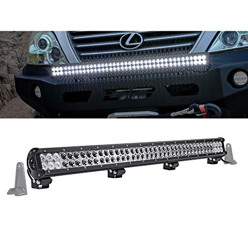 LAMPHUS CRUIZER 36' 234W LED Flood/Spot Combo [30/60 Degree Spread] [Spot/Flood/Driving Light Applications] [IP67] – for Off-Road,...
