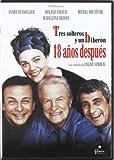 3 Solteros Y Un Biberon 18 Años Despues [DVD]