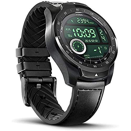 Ticwatch Pro 2020 - Smartwatch, 1GB RAM, Pantalla en Capas para Larga...
