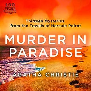 Murder in Paradise cover art