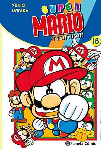 Super Mario nº 18: Aventuras (Manga Kodomo)